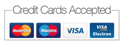 Credit Card Payment Accepted