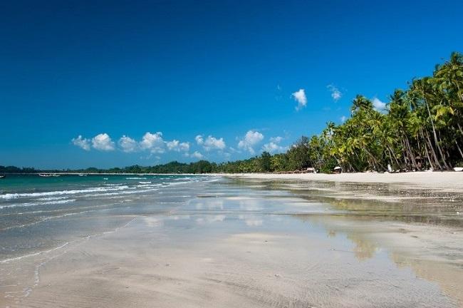 ngapali myanmar beach