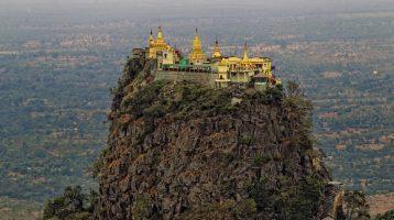 Myanmar Tour – Traveling To Twante Town