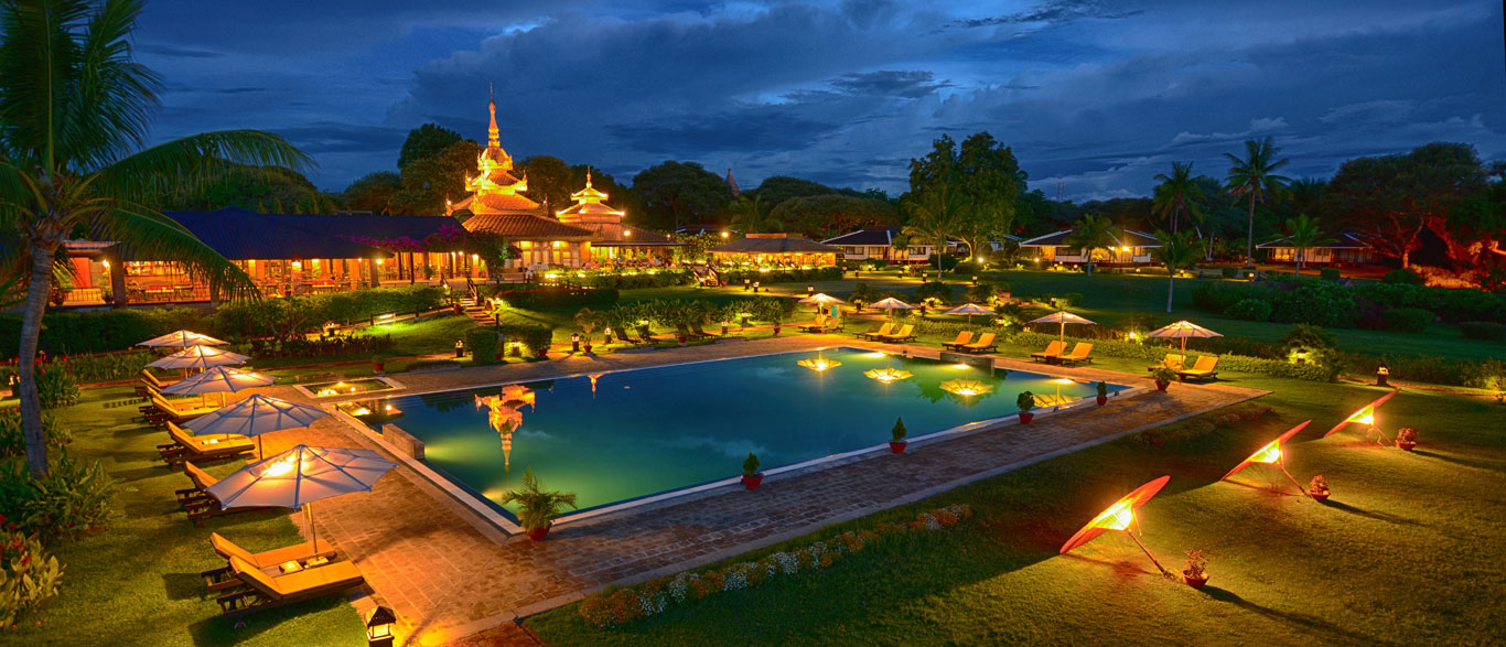 Resort in Bagan