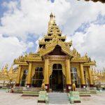 Shwemawdaw Temple