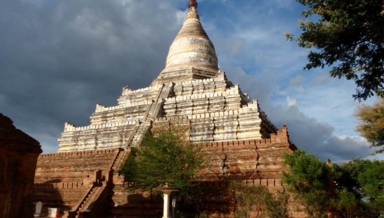 Shwesandaw Temple