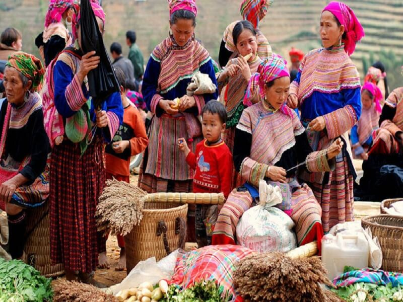 """Chợ"", the best teacher about Vietnamese culture (Part 2) 6"