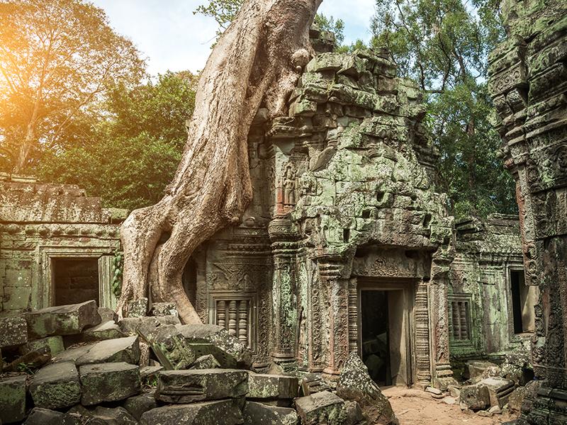 Cambodia Family Trip 6 Days, Cambodia Family Tour 6 Days