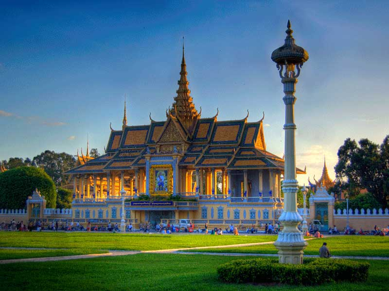 Cambodia Overland Experience