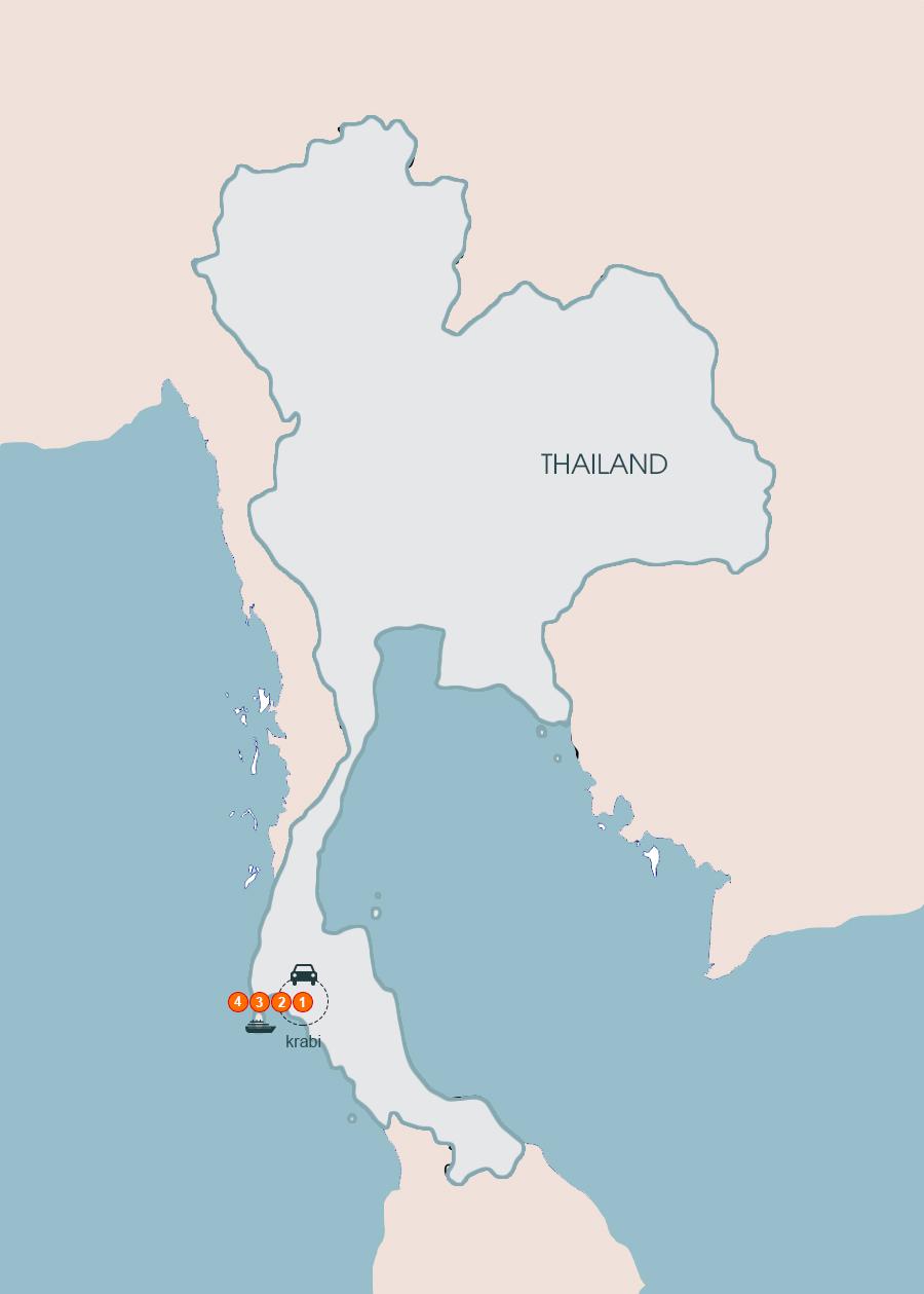 Krabi Stopover - Asia Tour Advisor