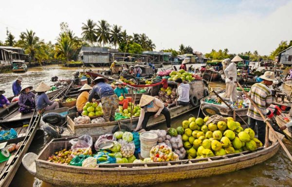 Introduction about Can Tho - Mekong Delta Tours - Vietnam