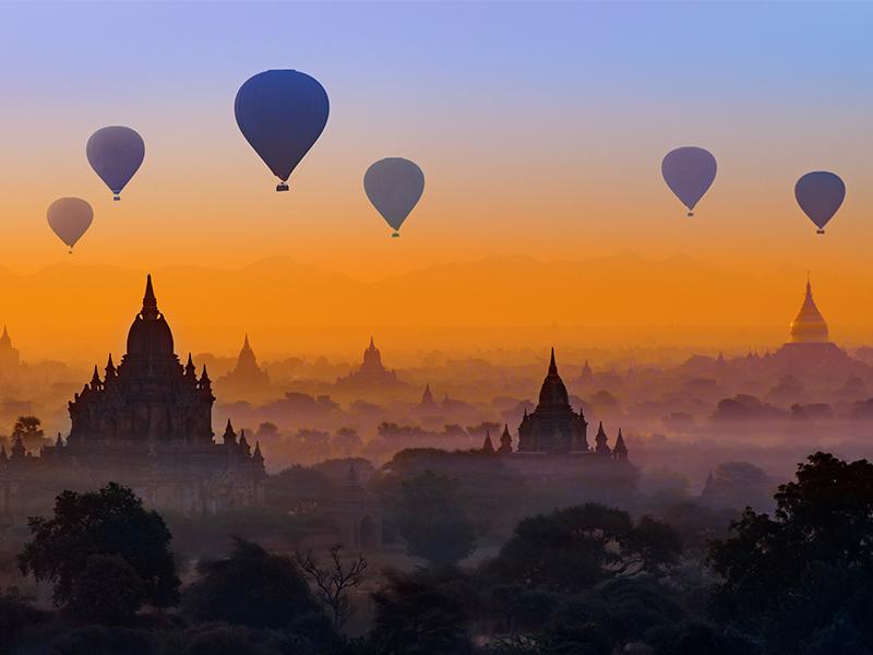 Simply Yangon & Bagan