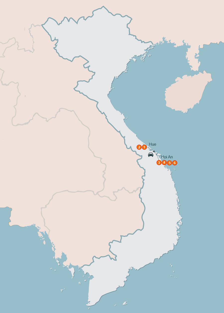 Flavors of Centre Vietnam