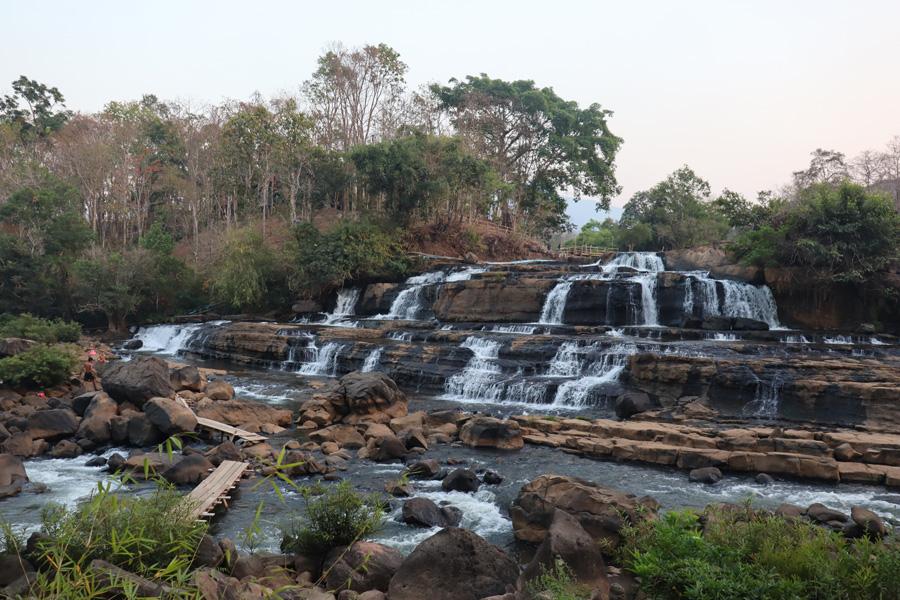 Bolaven Plateau & Tad Fane Waterfall (Champsak)