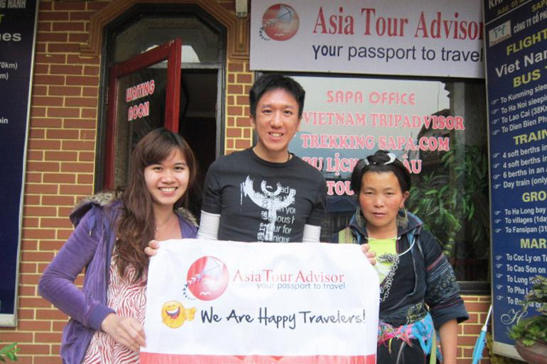 Living the dream! - Asia Tour Advisor