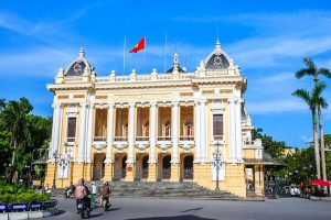 5 Most Spectacular Colonial Buildings in Hanoi