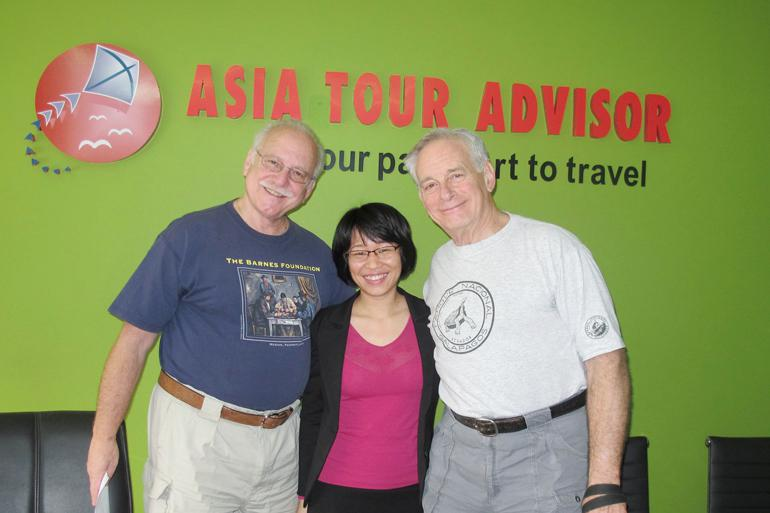 Best Vietnam tour advisors we have used!