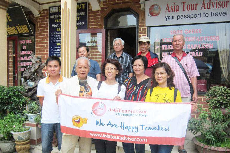 Amazing trip by Asia Tour Advisor Co., - Asia Tour Advisor