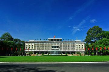 Go Back in Time at the Reunification Palace