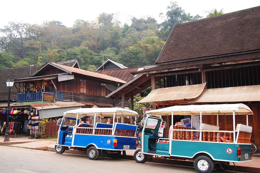 Places to visit in Luang Namtha, The best time to visit Luang Namtha