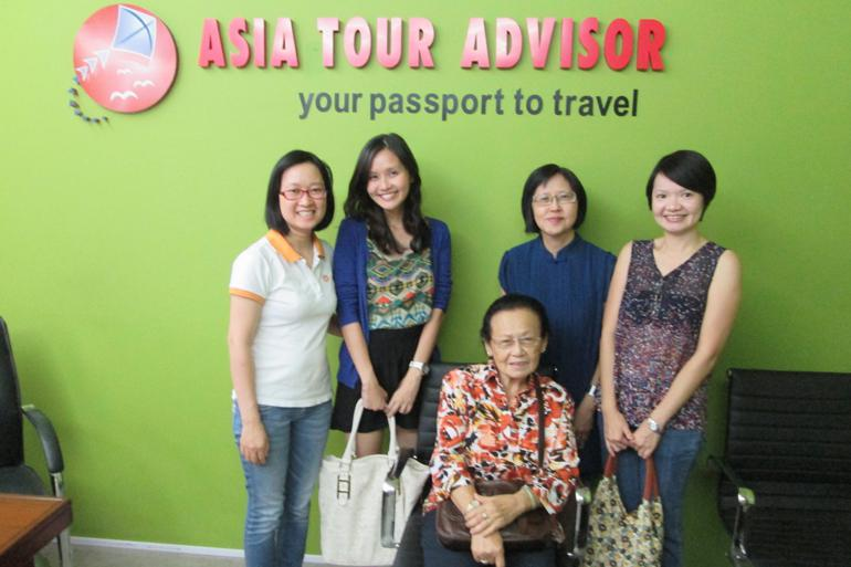 Wonderful Experience with Asia Tour Advisor - Asia Tour Advisor