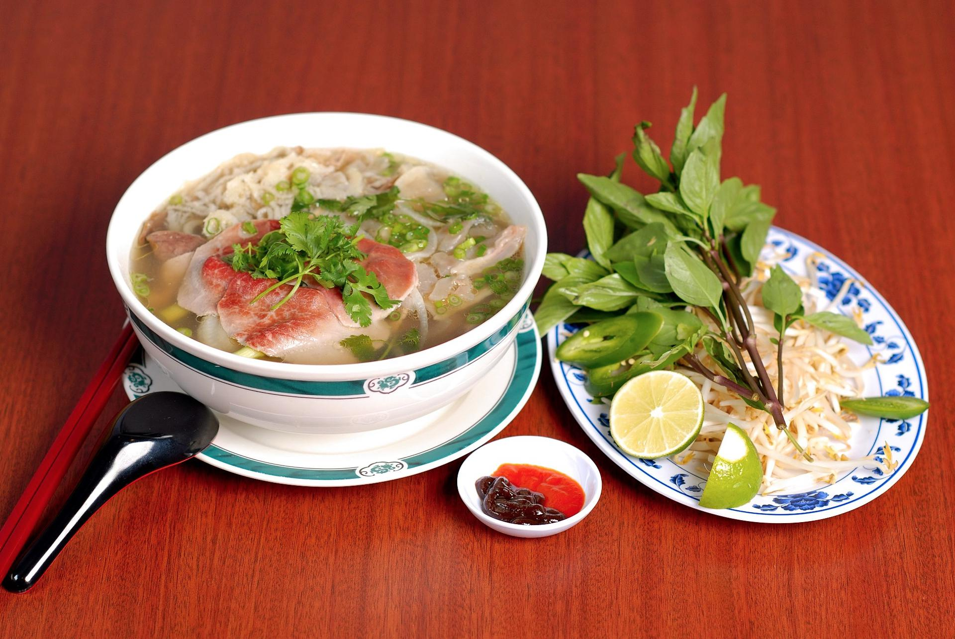 Image result for Vietnamese Pho is pronounced as 'fur'