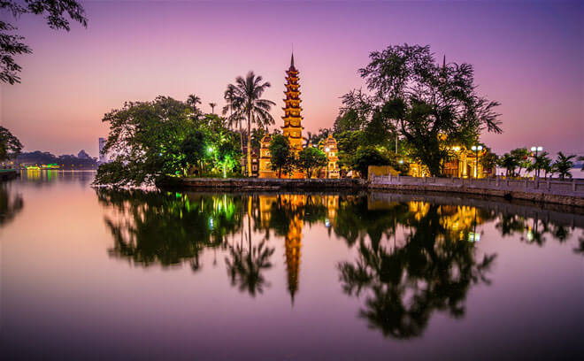 Exploring the ancient and modern beauty of Hanoi