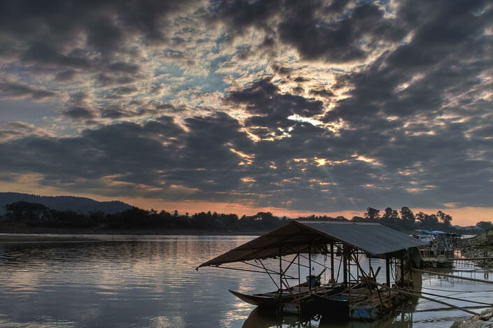 Find out more Mekong river in Mekong Delta Tours