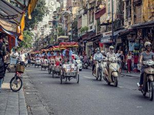 Fantastic journey around Hanoi by cyclo