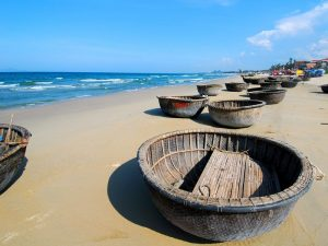 My Khe beach – perfect destination for watersports