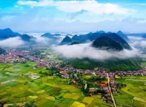 The amazing Bac Son Valley