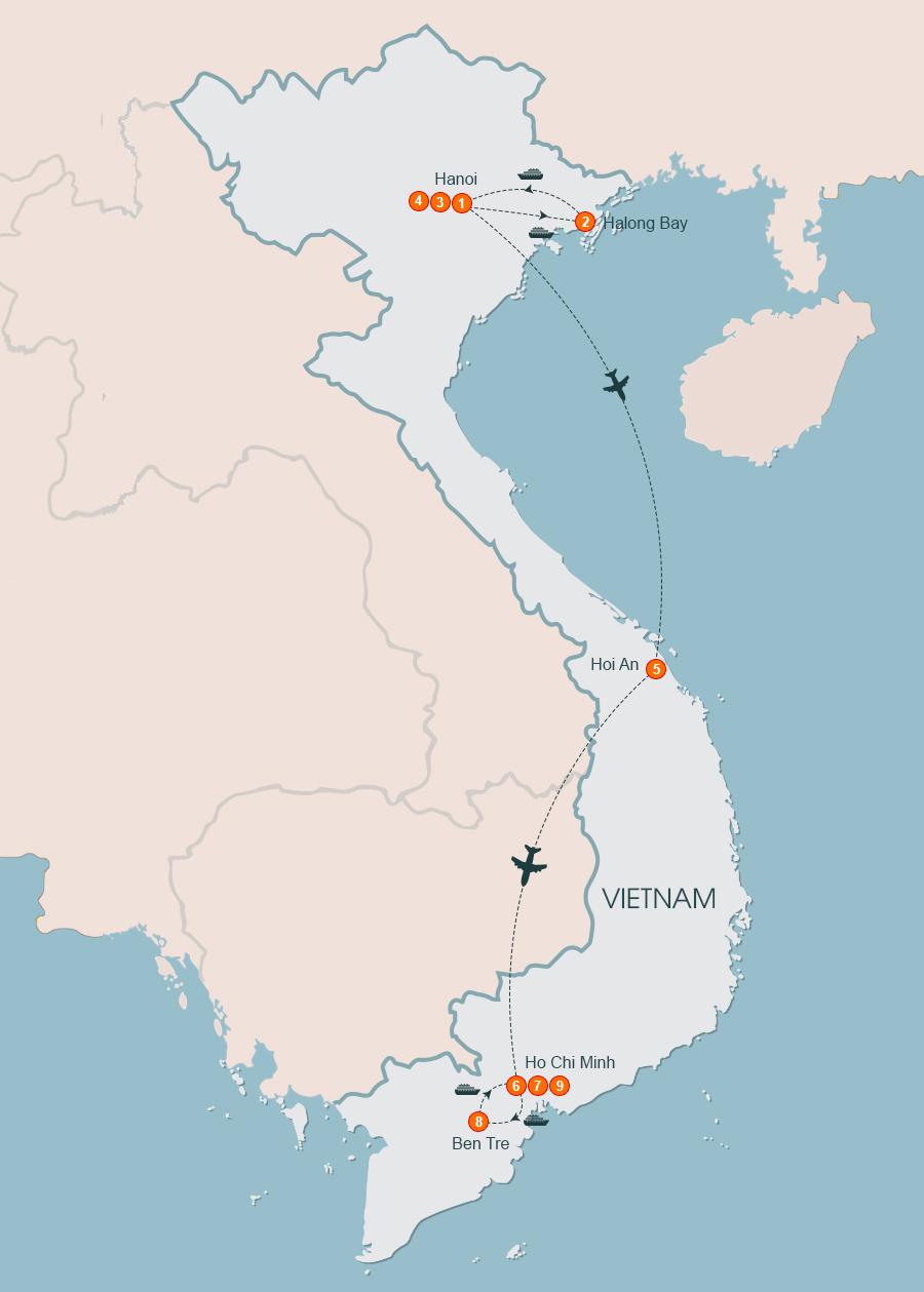 Adventures in Vietnam