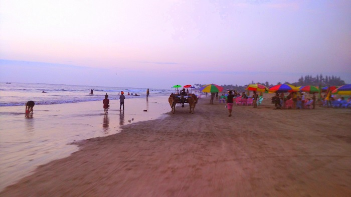 Something you need to know about Ngwe Saung Beach