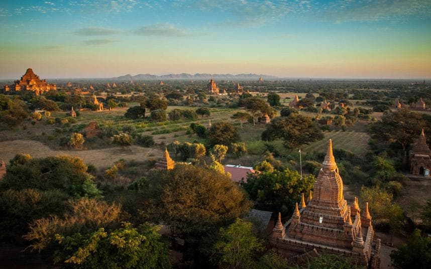The time should travel Bagan