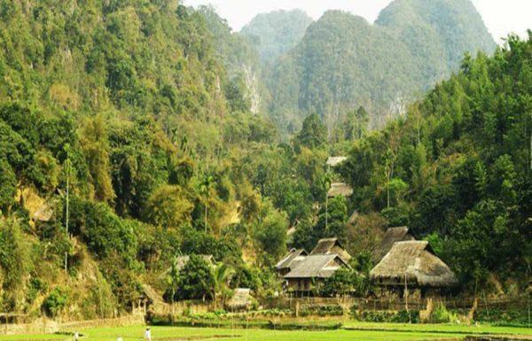 Pu Luong - Thanh Hoa - Vietnam