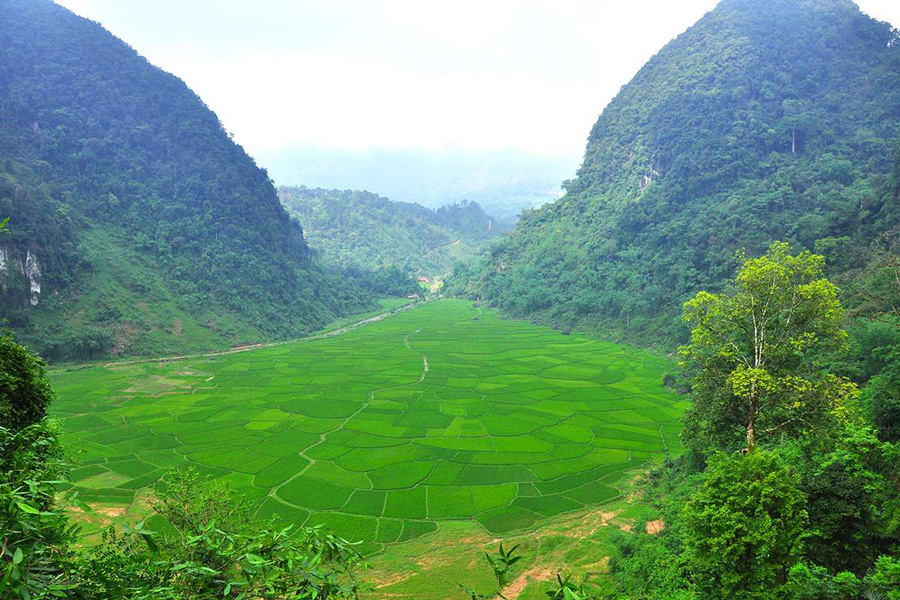 Places to Visit in Pu Luong, The best time to visit Pu Luong