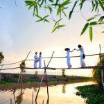 vietnam tours: cầu khỉ