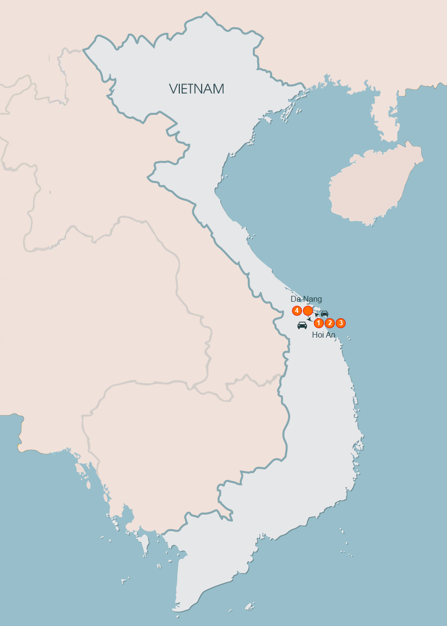 Hoi An Tours 4 Days, 4 Days in Hoi An Vietnam