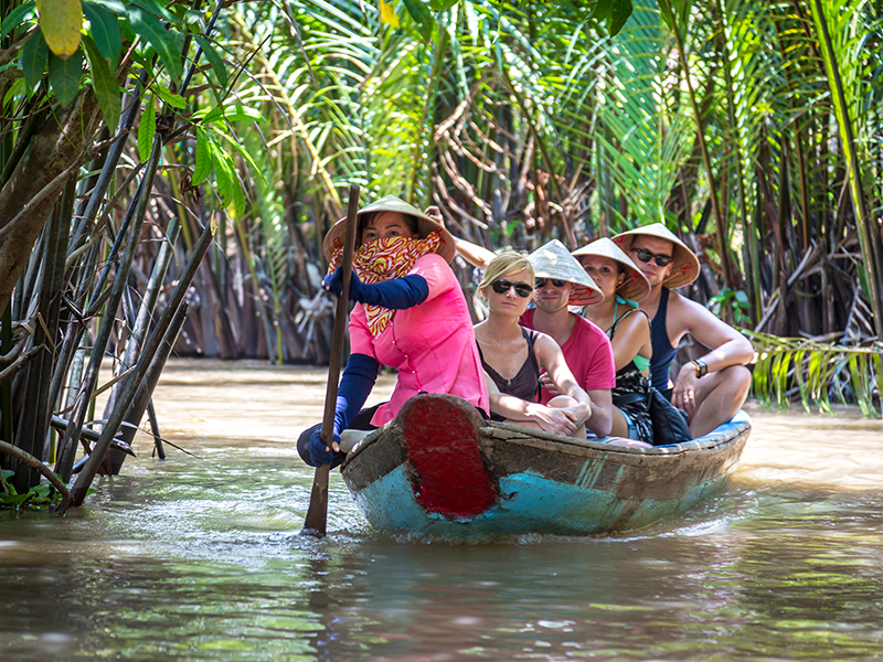 Discover Mekong Delta River 4 Days - Ho Chi Minh My Tho Tours