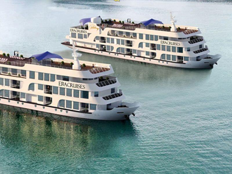Era Cruise Halong Ba 2 -3 Days from Hanoi, Free Airport Transfer, Era Lan Ha Bay