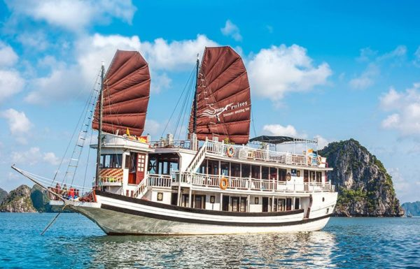Halong Bay Overnight Cruises, Best Halong Bay Cruises, Best Cruises in Halong
