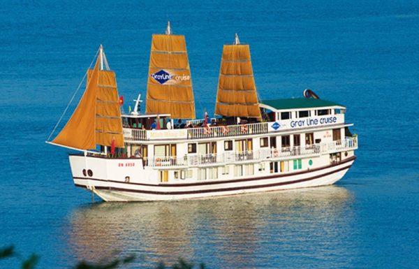 Oriental Sails Cruise, Oriental Sails Cruise on Halong bay
