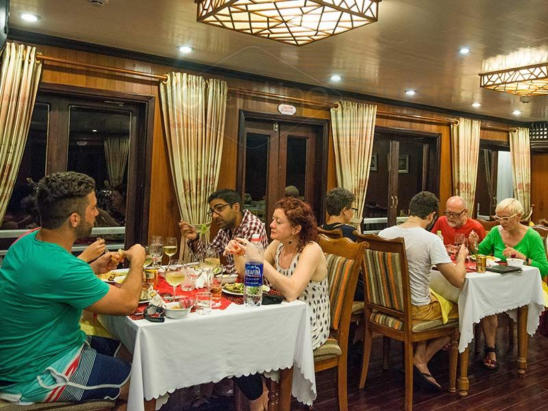 Gray Line Cruise,Halong bay tour, cruises on Halong bay
