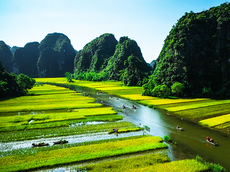 Discover Ninh Binh Cycles Tour 3 Days, Ninh Binh Tour 3 Days