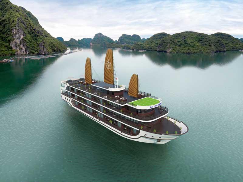 La Regina Cruise Halong Bay, La Regina Cruise Lan Ha Bay