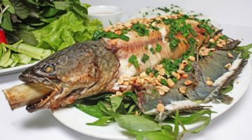 Special and unique cuisine in MeKong Delta tours