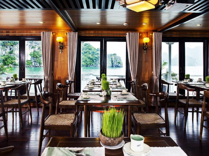 Aphrodite Cruise,Aphrodite Cruise on Halong bay, Halong bay Cruise