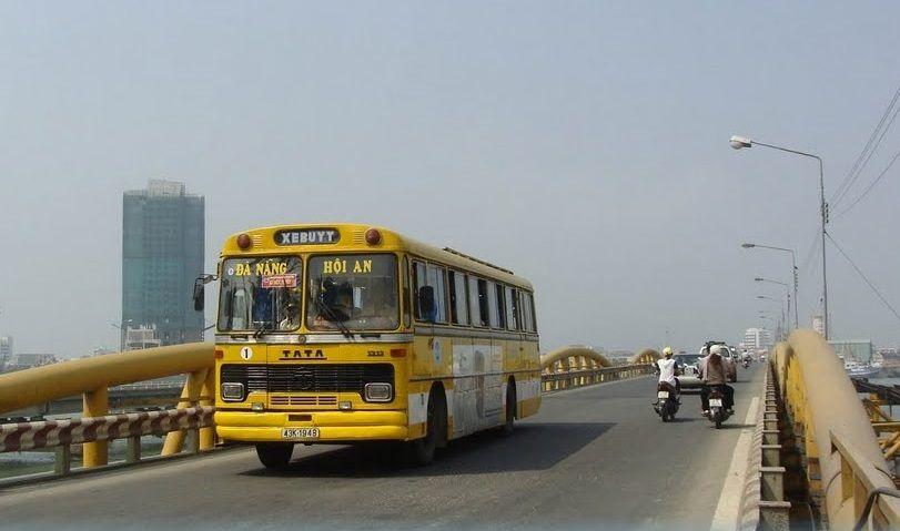 Bus from Da Nang to Hoi An