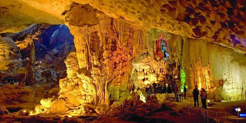 Explore Surprise Cave - One of the ten most beautiful caves in the world