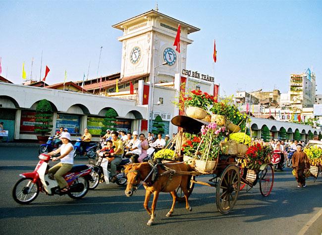 Ho Chi Minh City - an impressive destination