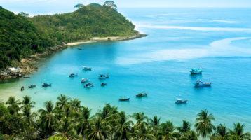 Nam Du island – where tourists should visit in Mekong Delta tours