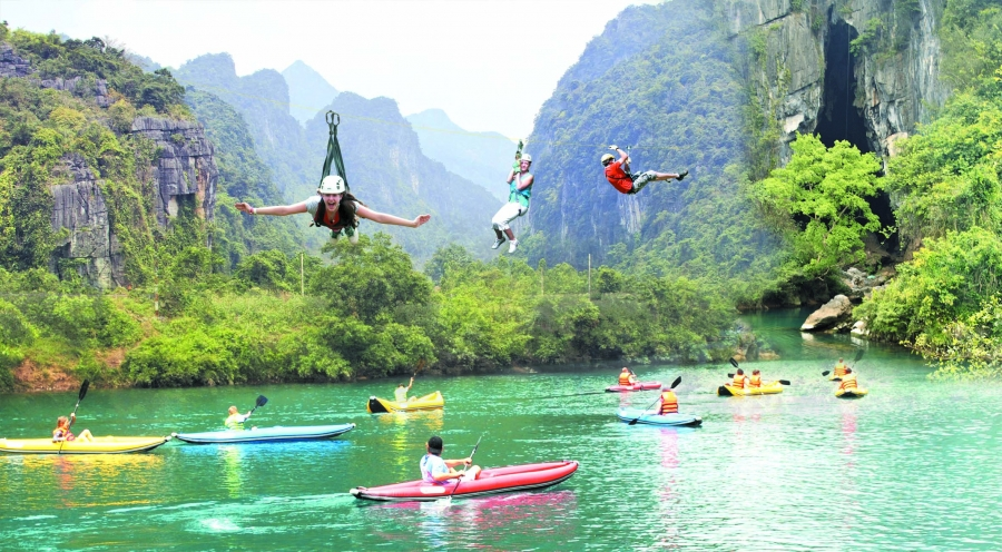 Self-sufficient Quang Binh Tourism - How much money should be prepared?