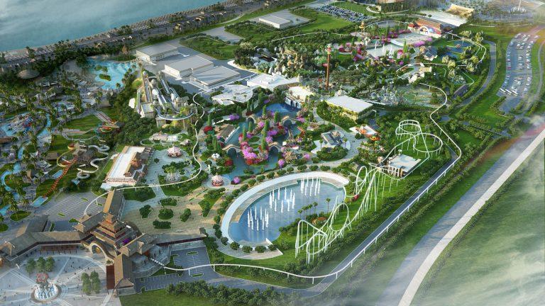 Sun world Ha Long Park - Southeast Asia's largest amusement park