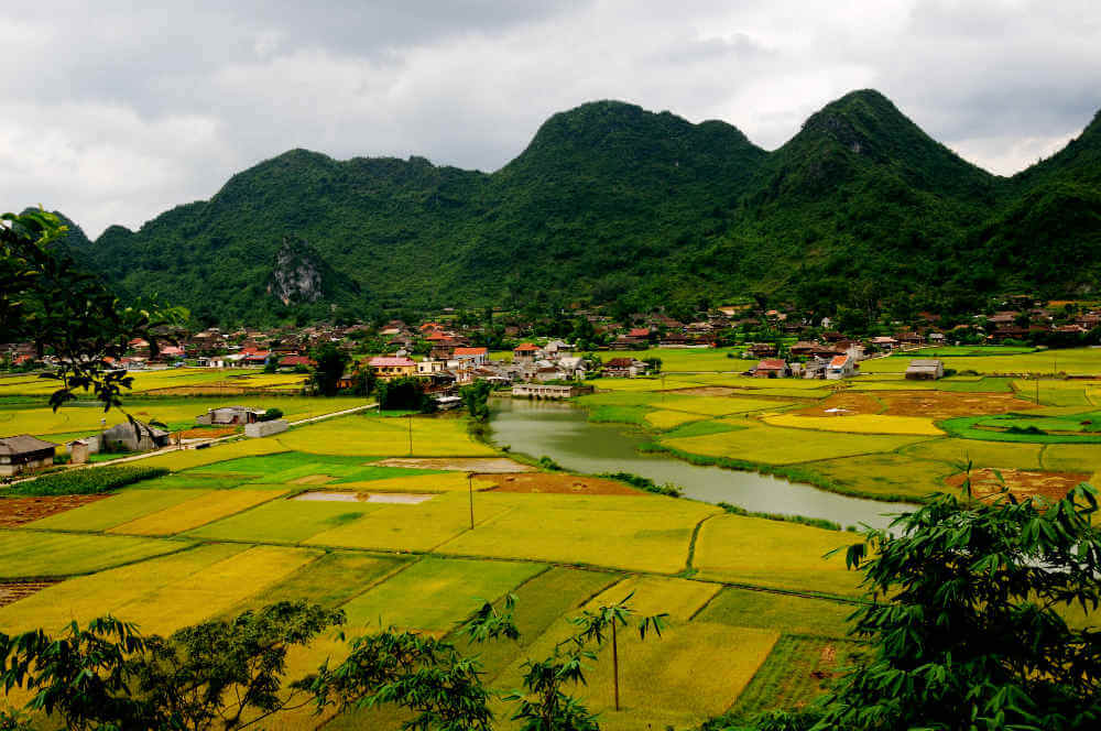 Bac Son Valley Green Paradise of Vietnam